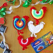 """Купить игрушки """"Петухи"""" в интернет-магазине Sweetsee.ru"""