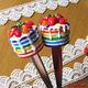"""Купить Вкусную Ложку """"Радужный тортик"""" на сайте Sweetsee.ru"""
