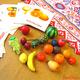 Купить Набор Фрукты для детей из полимерной глины с карточками, в Москве, в интернет-магазине Sweetsee.ru